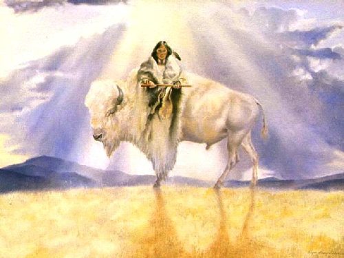 Read more about the article The Legend of White Buffalo Calf Woman
